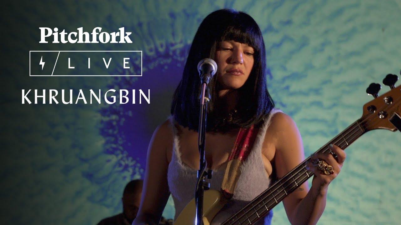 Khruangbin @ Villain   Pitchfork Live